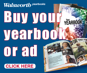 Link to purchase El Roble Yearbook